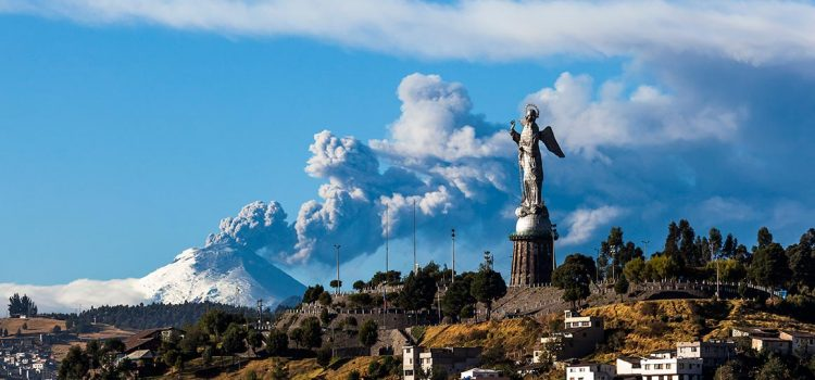 Ecuador, un destino turístico por conocer