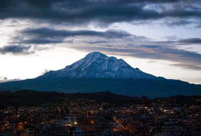 Tour a Quito desde Guayaquil.