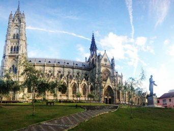Tour a Quito Iglesia Basílica