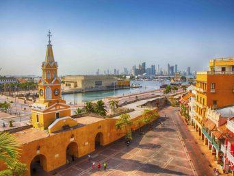 Paquetes a Cartagena