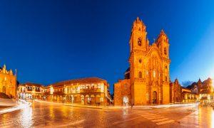 Plaza de Armas Nazca