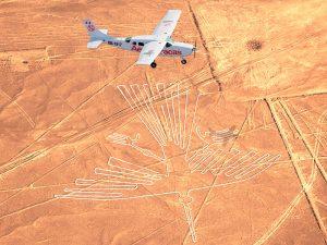 líneas y geo glifos de Nazca