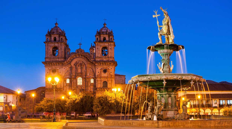 Plaza del Cusco
